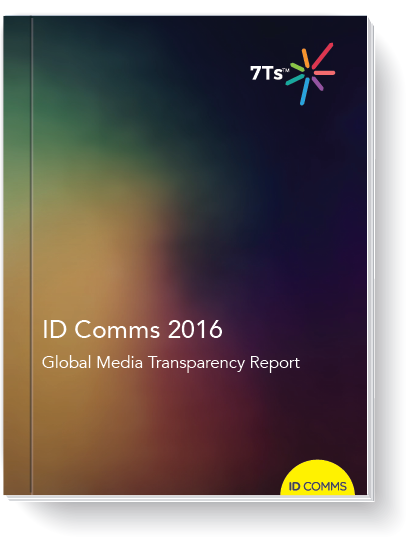 ID Comms conducted this research between 24th February and 4th March 2016, and received 140 responses.  The respondents comprised Marketing, Media and Procurement specialists with a range of global, regional and local market responsibilities – two-thirds were Europe-based, and a quarter were from the U.S.